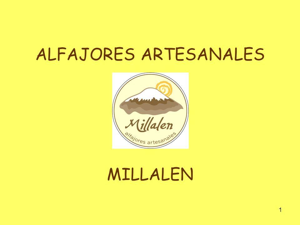 1 ALFAJORES ARTESANALES MILLALEN
