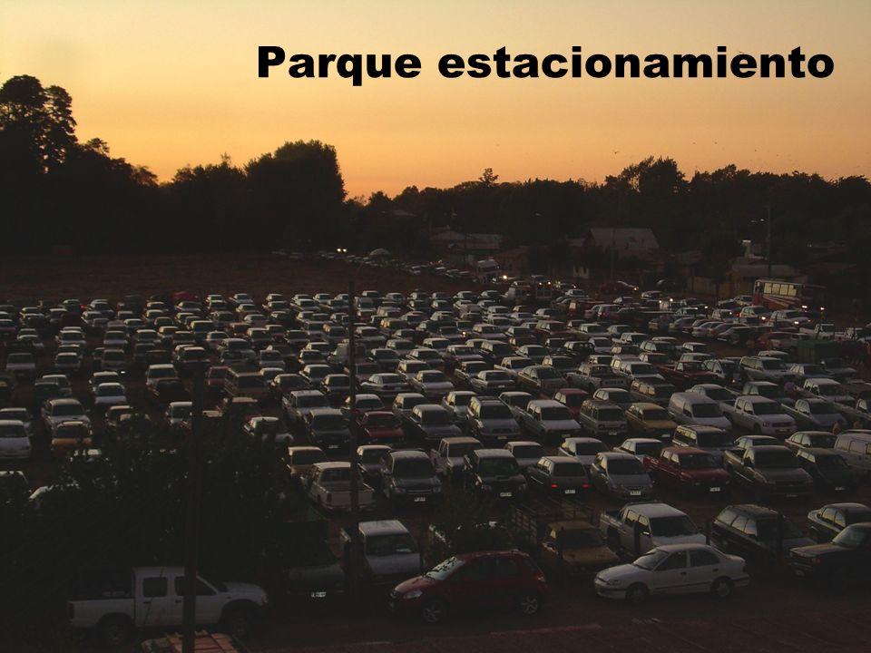 Parque estacionamiento