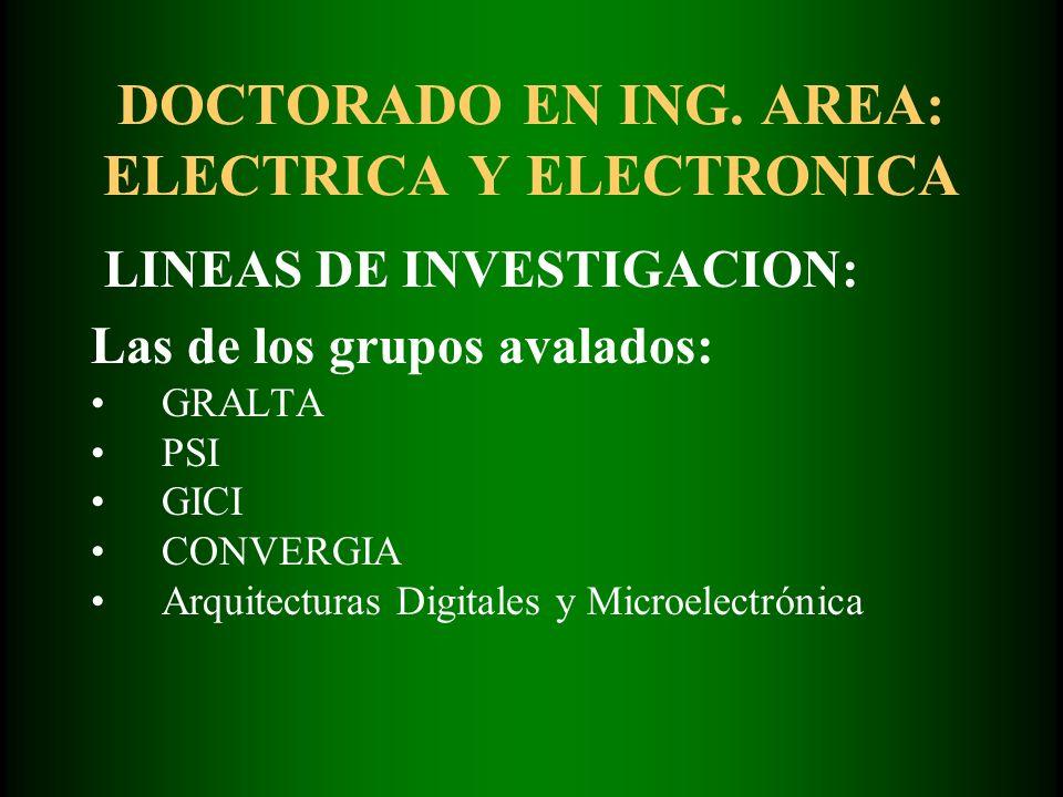 DOCTORADO EN ING.