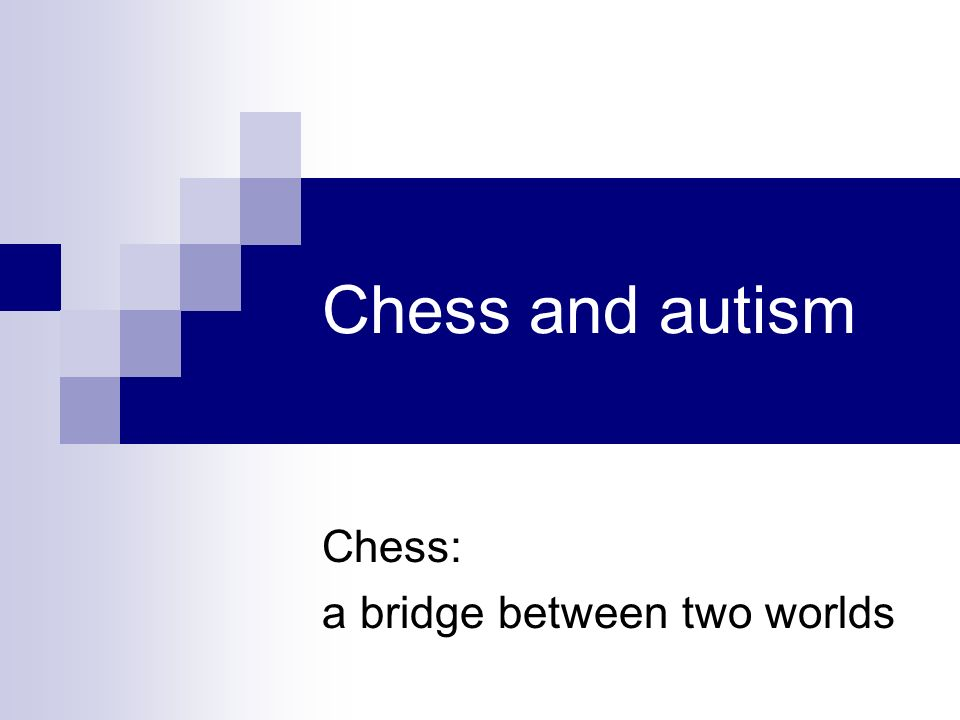 Perspective Autism can not be cured You can learn to deal with it There is room for development of personal qualities Autists and people around them can learn to deal with handicaps Important: recognize and accept limitations Talk with autist in a normal way