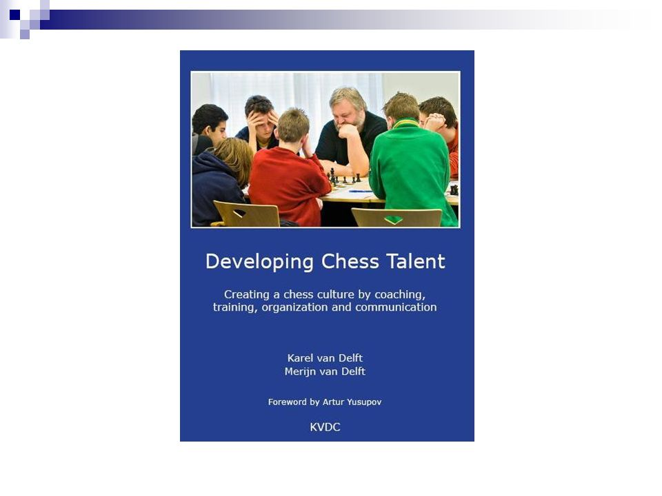 Conclusions Chess fits autistic children and adults.