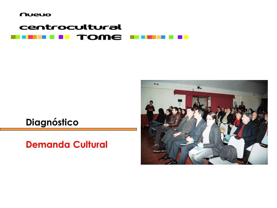 Diagnóstico Demanda Cultural