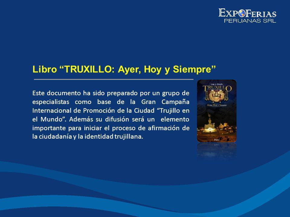 Este documento ha sido preparado por un grupo de especialistas como base de la Gran Campaña Internacional de Promoción de la Ciudad Trujillo en el Mun