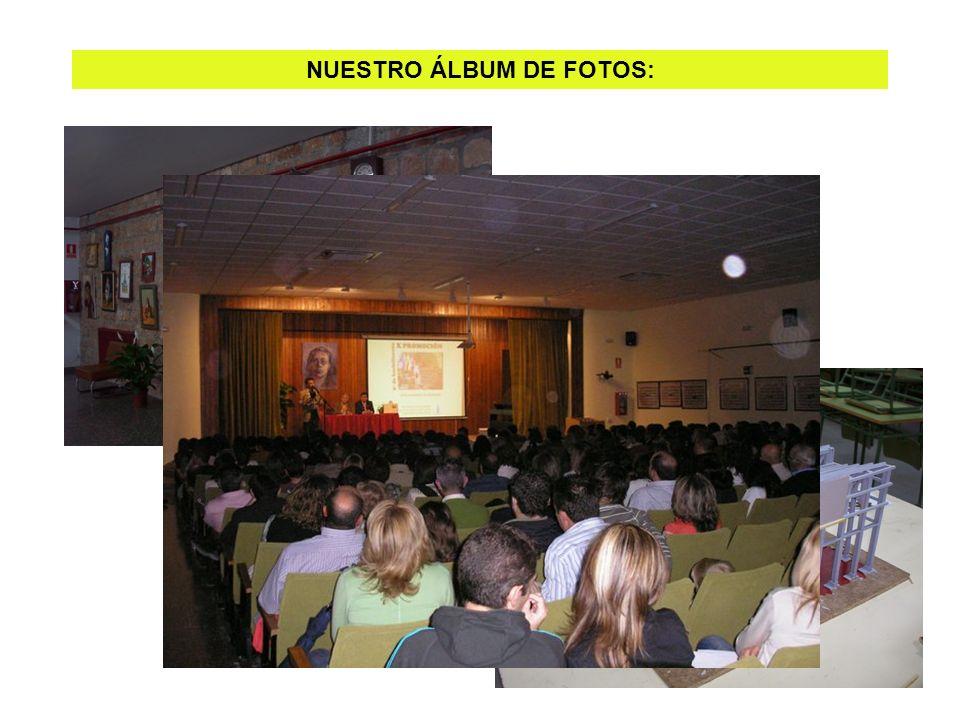 NUESTRO ÁLBUM DE FOTOS: