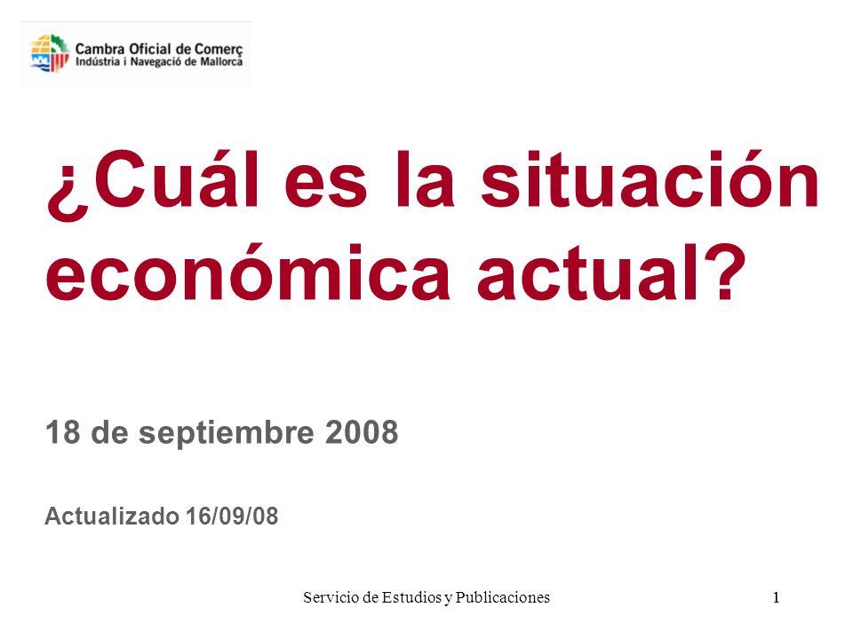 11 ¿Cuál es la situación económica actual.