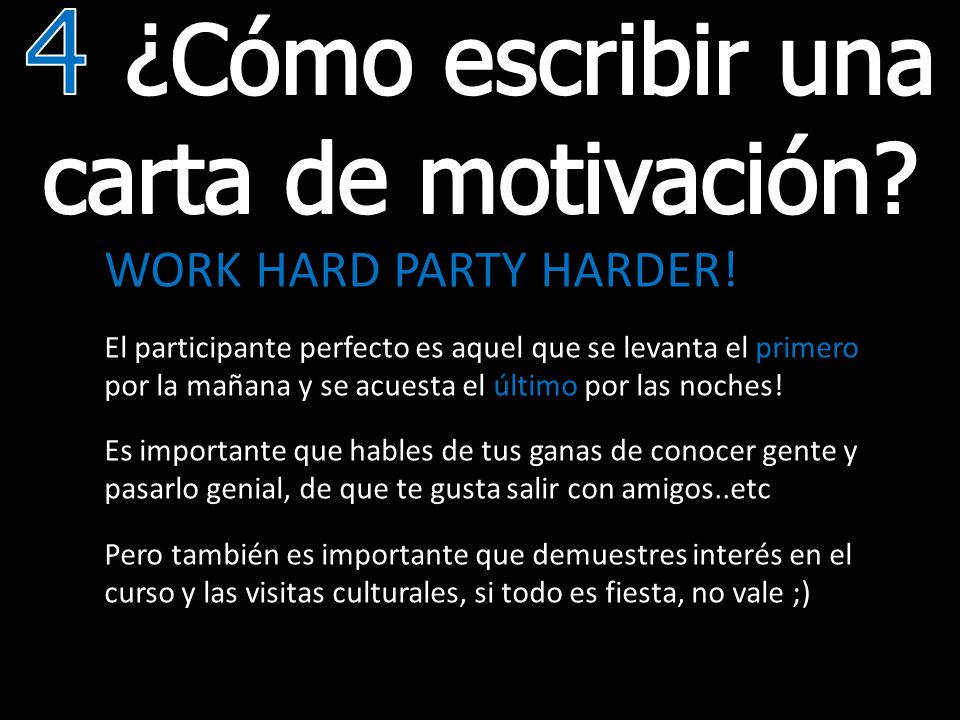 WORK HARD PARTY HARDER.