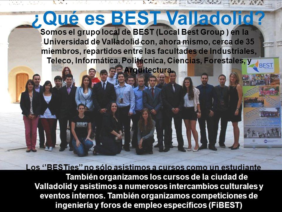 ¿Qué es BEST Valladolid.