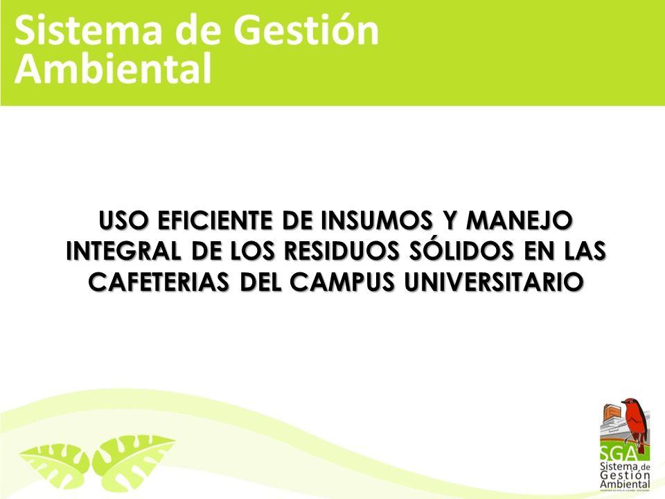 CONTENIDO 1.INTRODUCCIÓN 2.POLÍTICA AMBIENTAL DE LA UNIVERSIDAD NACIONAL DE COLOMBIA SEDE PALMIRA 3.REFERENTES NORMATIVOS Y CONCEPUALES 4.DIAGNOSTICO