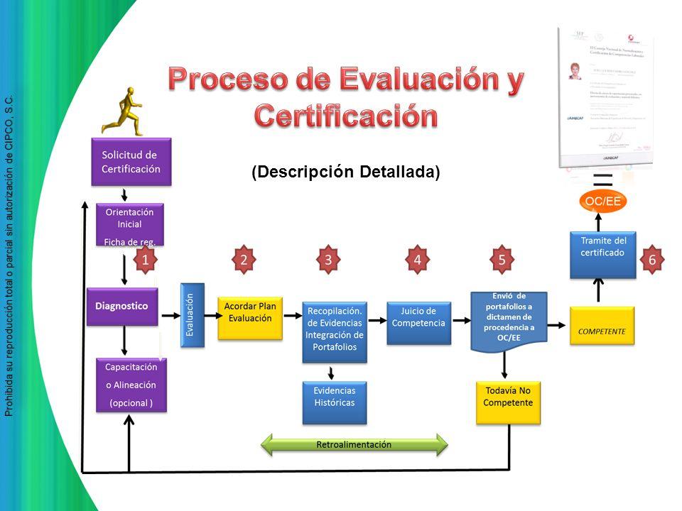 Prohibida su reproducción total o parcial sin autorización de CIPCO, S.C Prohibida su reproducción total o parcial sin autorización de CIPCO, S.C. (De