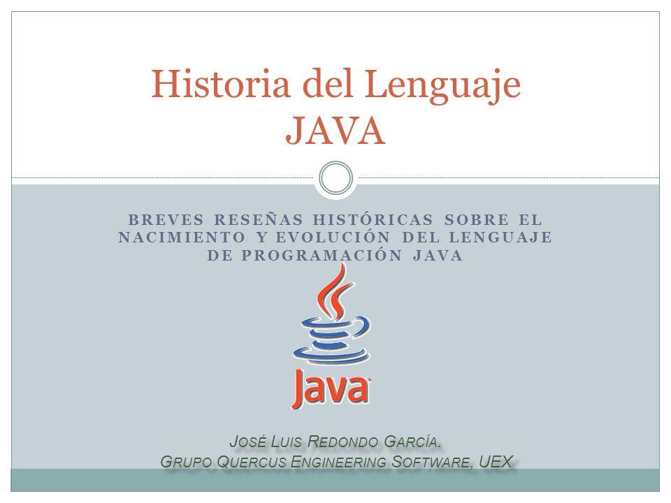 ¿Cómo nace Java.