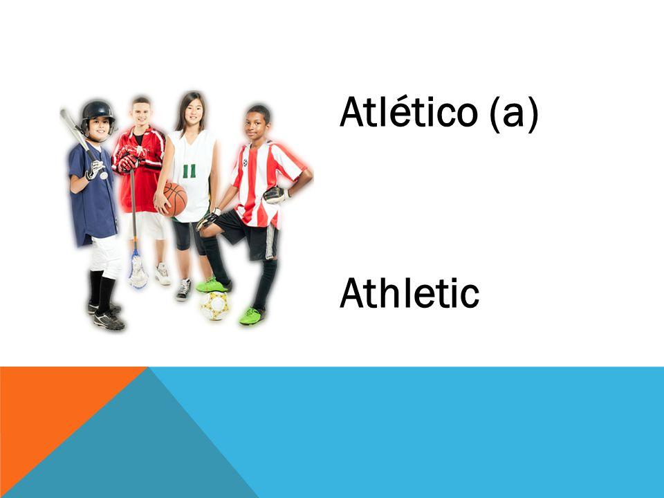 Atlético (a) Athletic