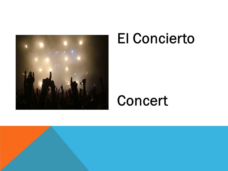 El Concierto Concert