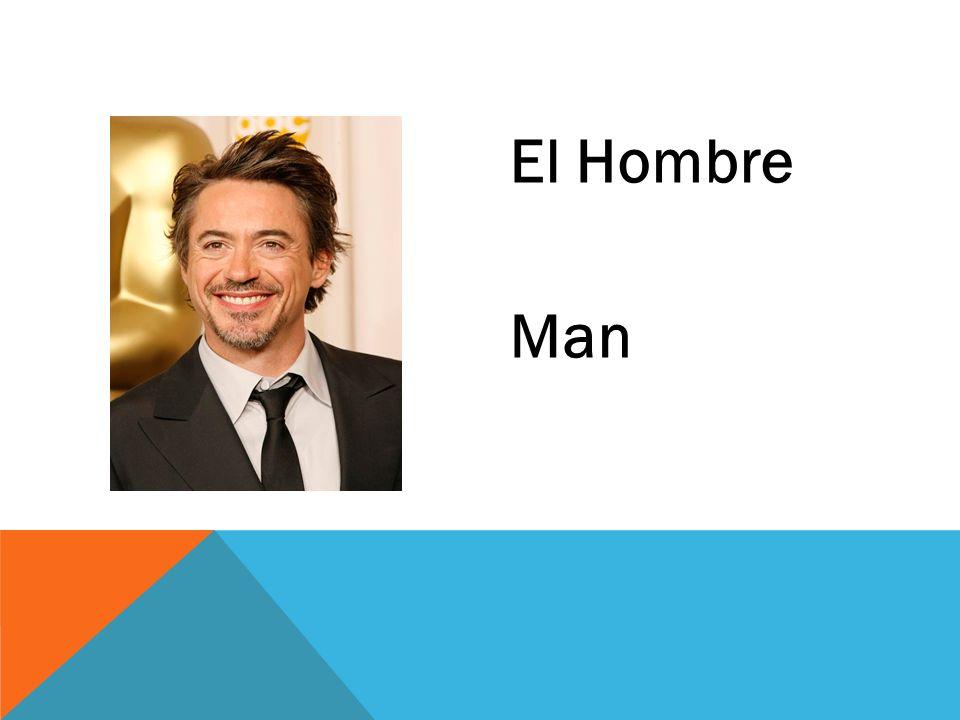 El Hombre Man