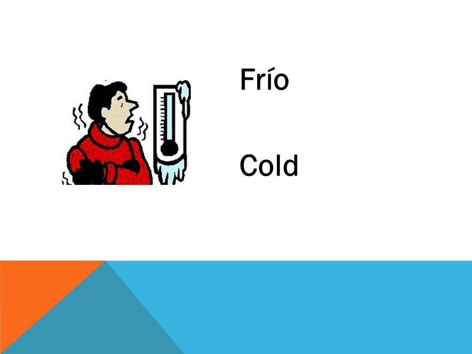 Frío Cold