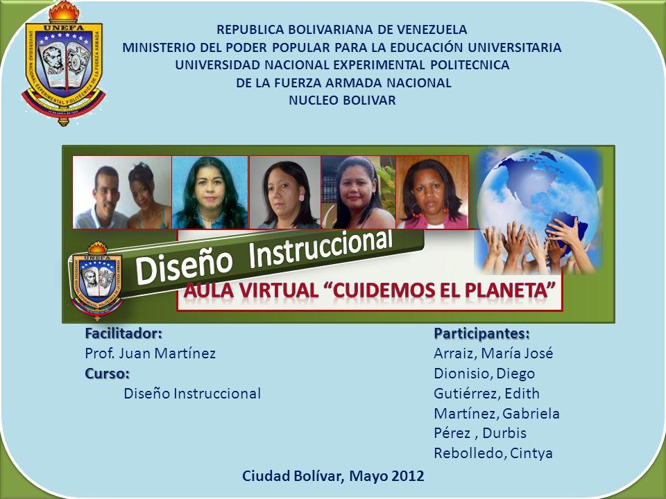 REPUBLICA BOLIVARIANA DE VENEZUELA MINISTERIO DEL PODER POPULAR PARA LA EDUCACIÓN UNIVERSITARIA UNIVERSIDAD NACIONAL EXPERIMENTAL POLITECNICA DE LA FU