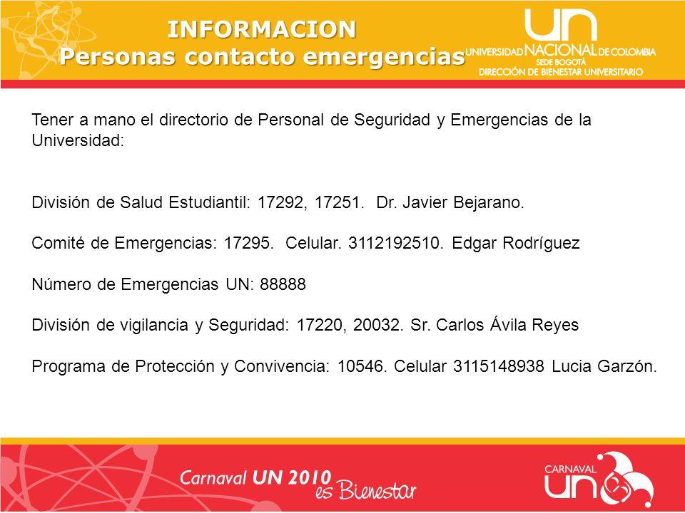 Recomendaciones Prioritarias Solicitar a la División de Vigilancia y Seguridad para cerramiento de zonas básicas para el recorrido del Carnaval, a partir de las 6 a.m.