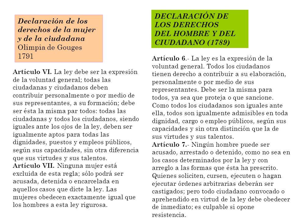 Artículo VI.