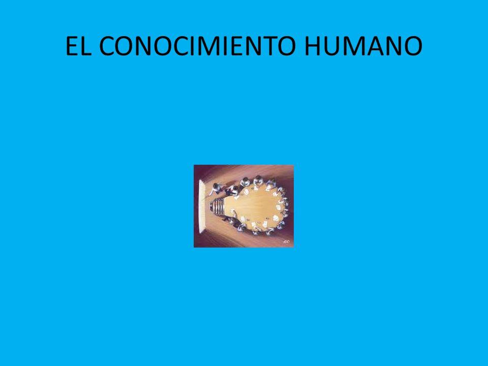 El Conocimiento Humano El Conocimiento es un proceso histórico, cuyo desarrollo va de lo desconocido hacia lo conocido, del conocimiento limitado, aproximado e imperfecto de la realidad hasta su conocimiento profundo y preciso.