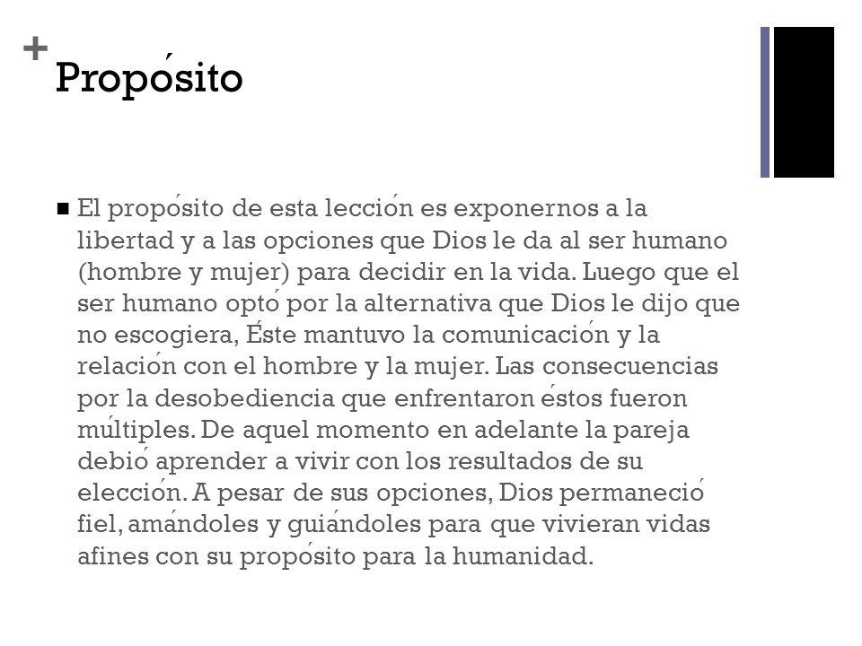+ Estructura literaria del texto (Génesis 3.8-17) I.