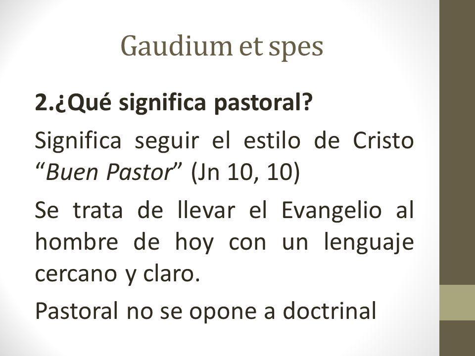 Gaudium et spes Lo del César devolvédselo al César, y lo de Dios, a Dios (Mt 22, 21)