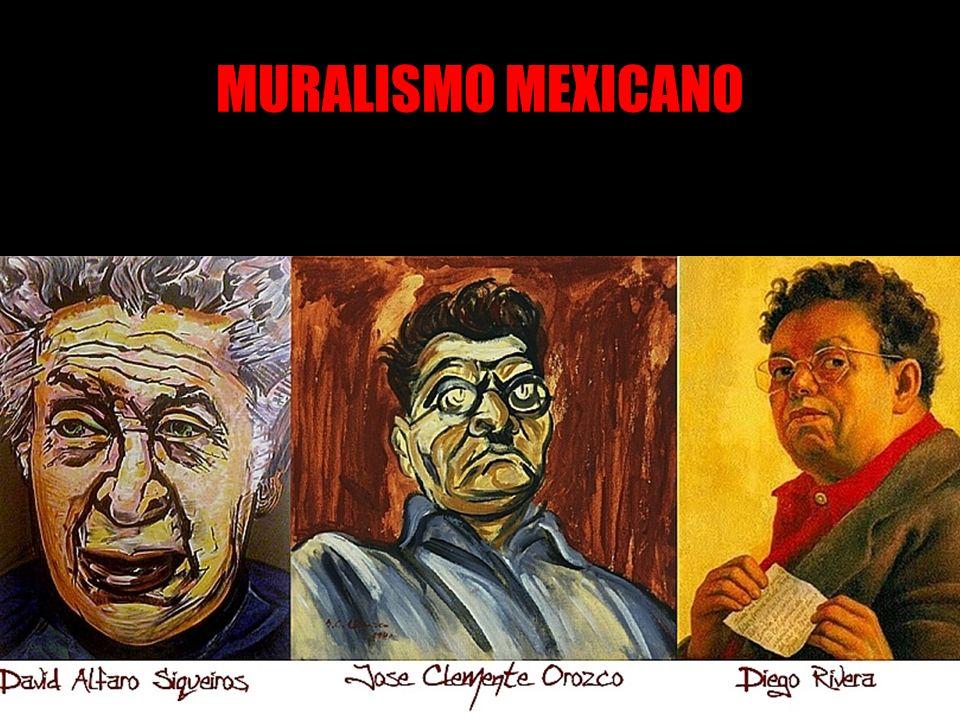 MURALISMO MEXICANO