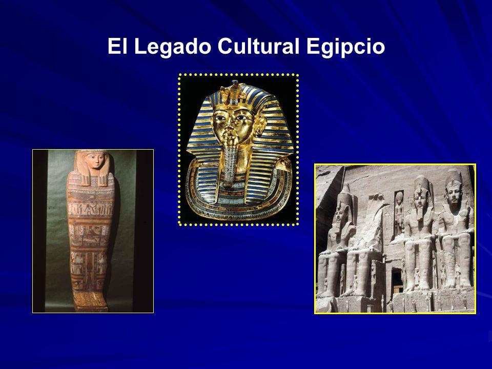 El Legado Cultural Egipcio