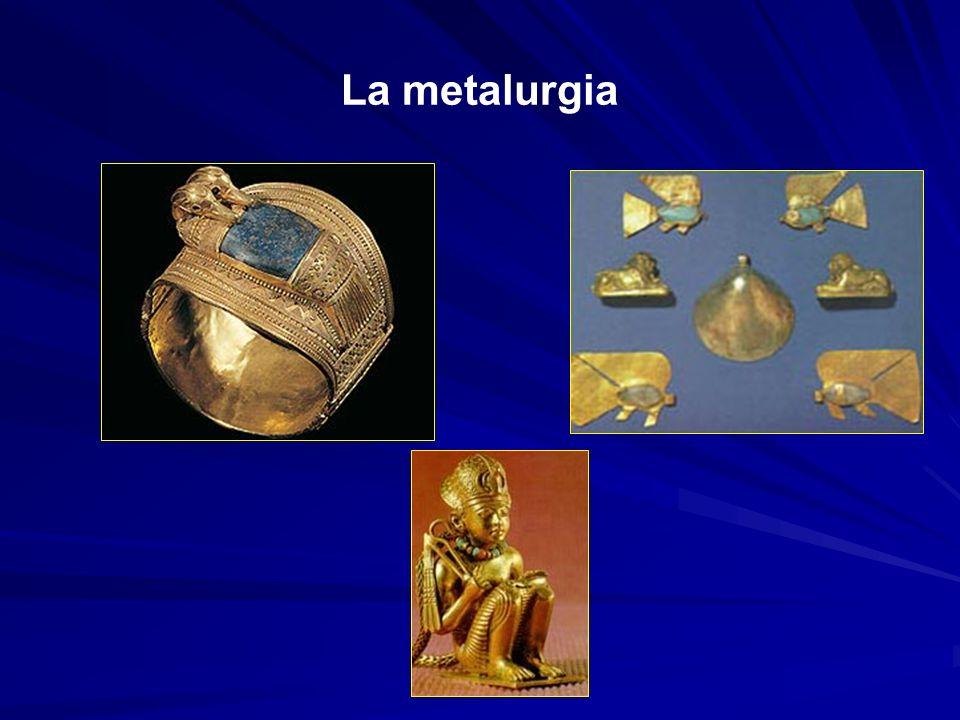 La metalurgia