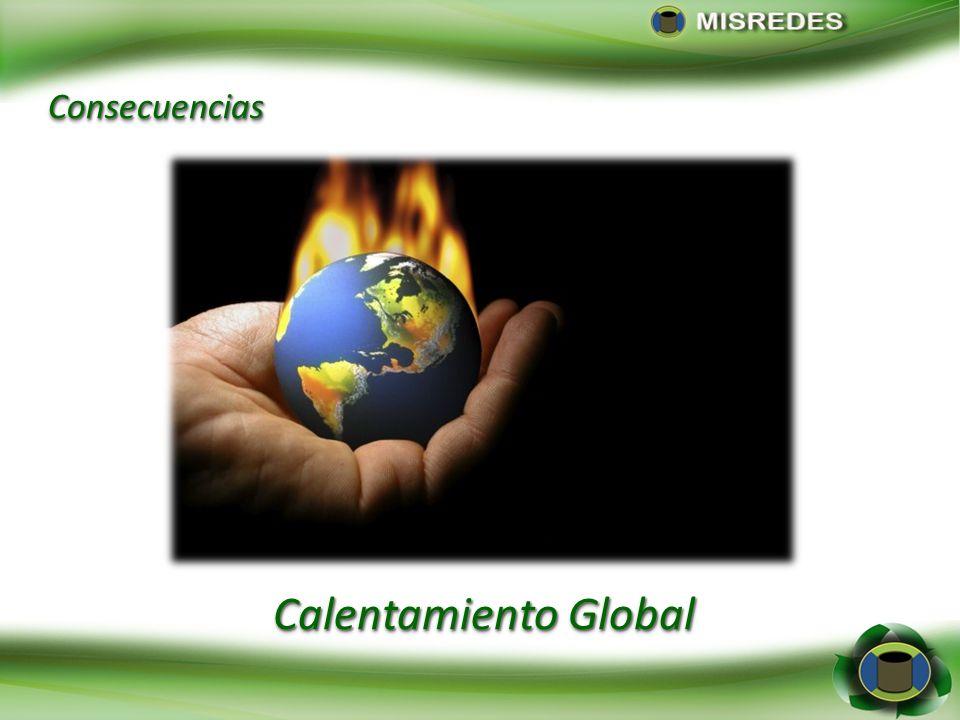 Calentamiento Global ConsecuenciasConsecuencias