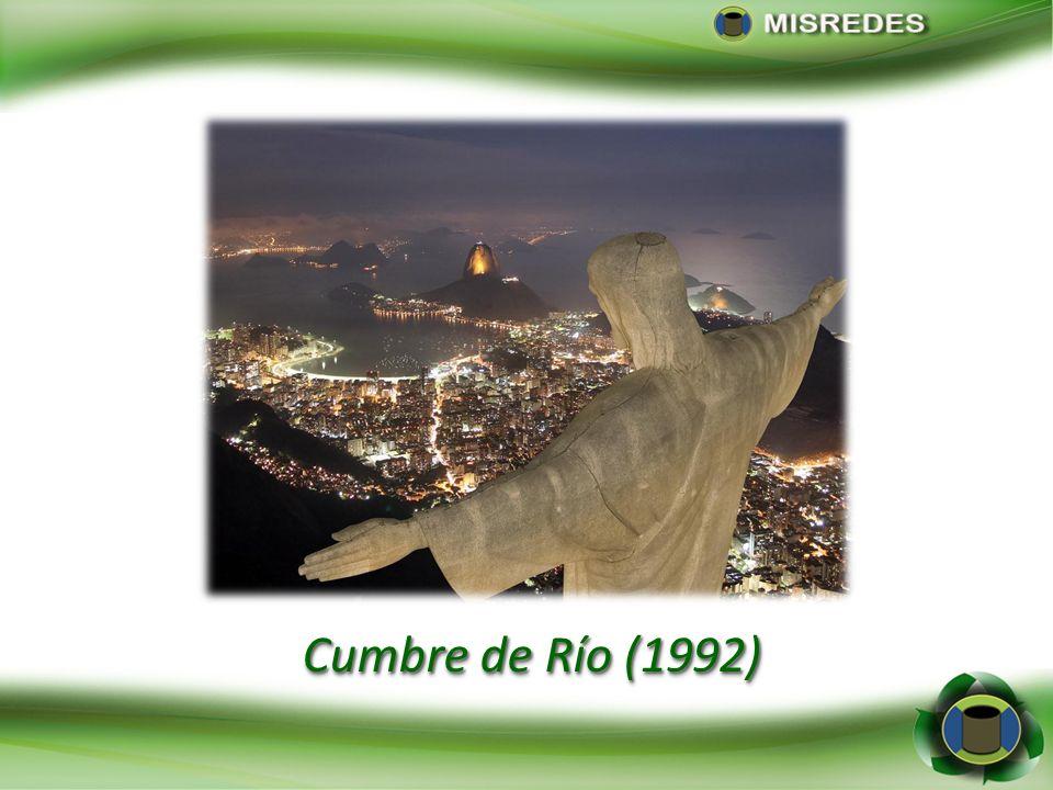 Cumbre de Río (1992)