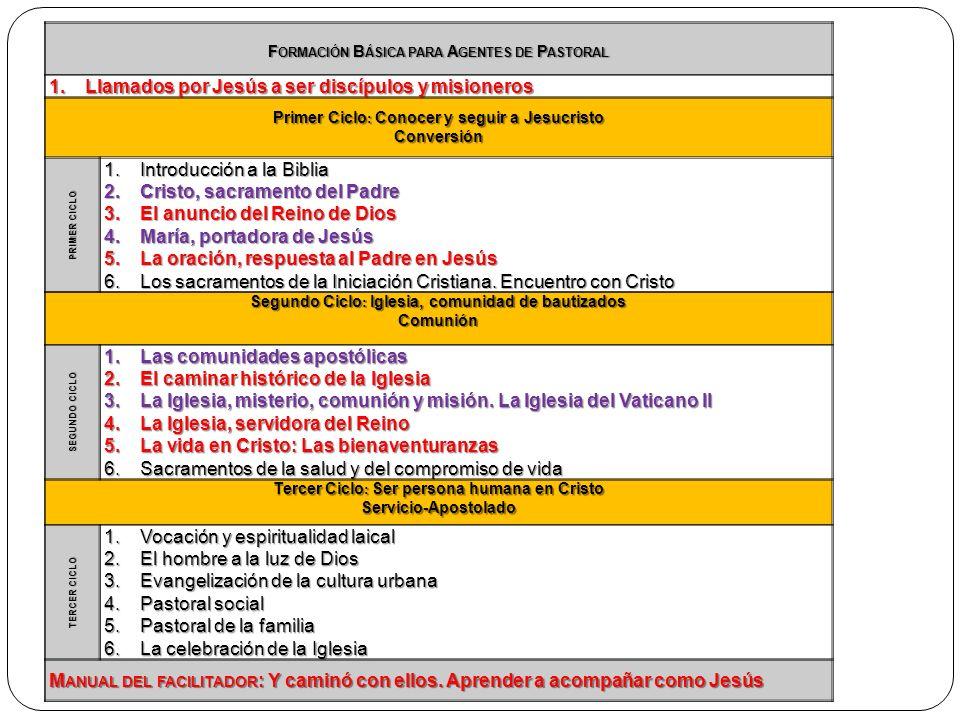 Avance LUGARESFECHASParticipantes Curia 3-8 Ago 45 VIII Vicaría (San Pedro Mártir) 12-Sep- 10 Oct 15 VI Vicaría, (7° Decanato) 27 Ago- 17 VI Vicaría, (5° Decanato) 4 Oct - 15 VI Vicaría (1, 3,4 y 8) 5 Oct- 40 III Viaría 7-22 Nov 33 I Vicaría 14 Nov- 33 VI Vic (5° Decanato) Enero30 228