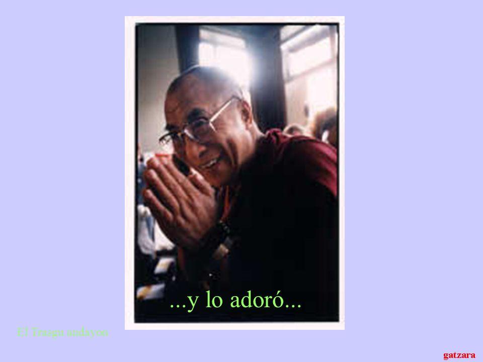 El Trasgu andayon Cuando el hombre elevó por segunda vez su mirada hacia el cielo...... vió a Dios...