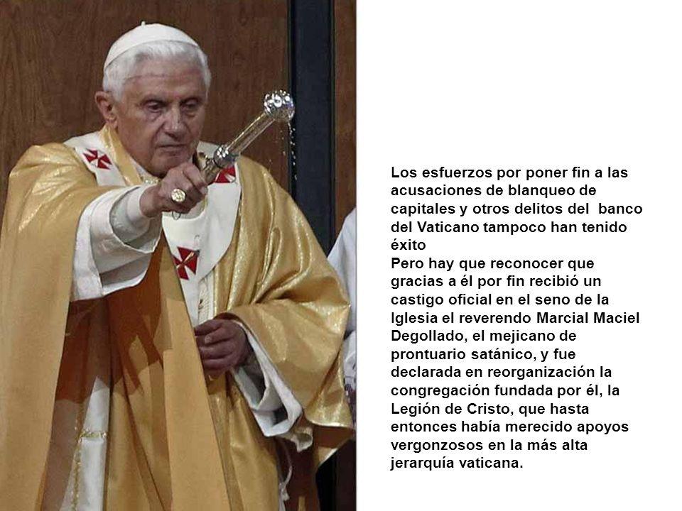 El robo de documentos perpetrado por Paolo Gabriele, el propio mayordomo y hombre de confianza del Papa, sacó a la luz las luchas despiadadas, las int