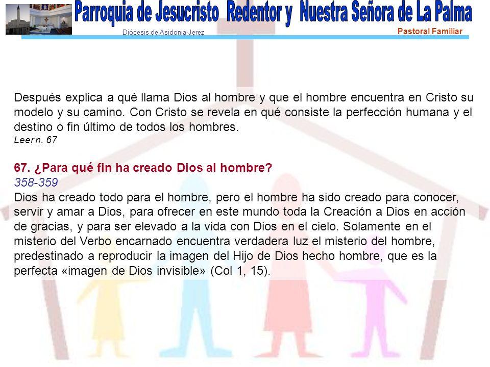 Diócesis de Asidonia-Jerez Pastoral Familiar Para orar Del Apéndice oracional.