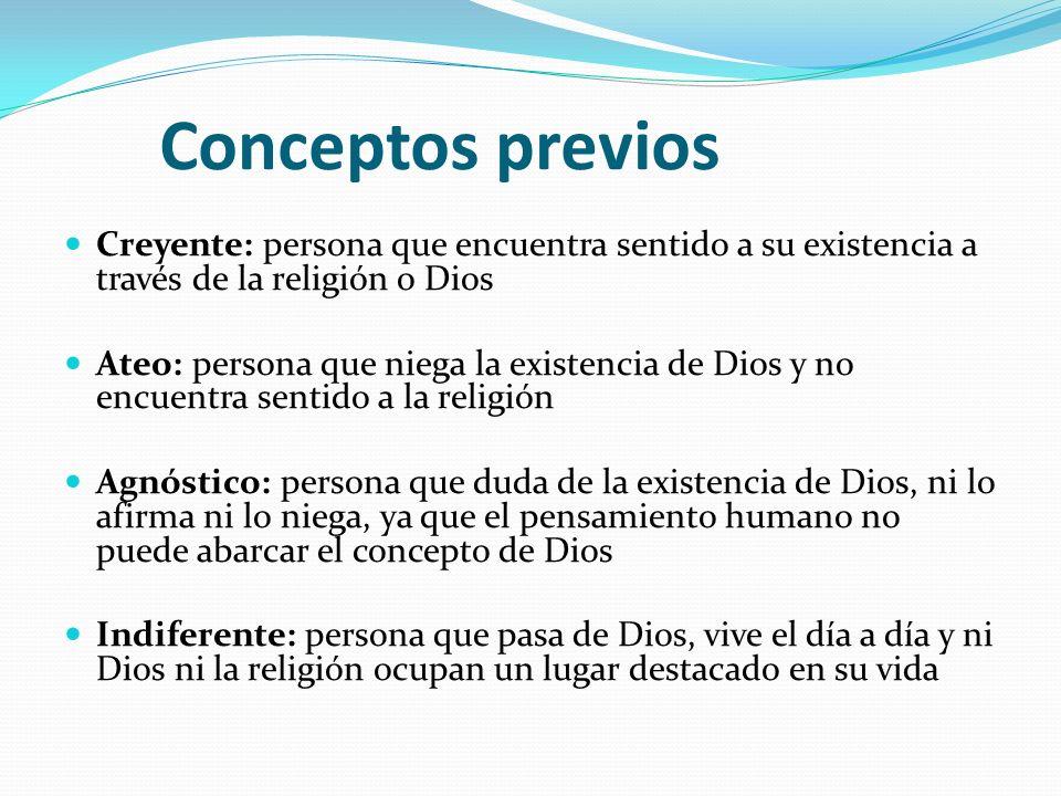 PREGUNTAS CLAVE ¿El hombre es Dios.¿La religión es el opio del pueblo.