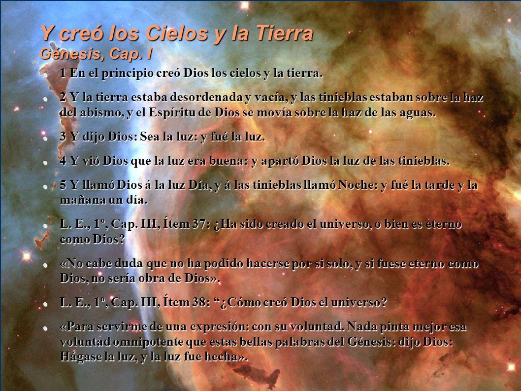 Formación de la Tierra Génesis, Cap.I El 2º día/periodo, vers.