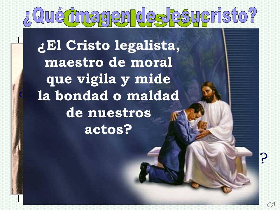 A lo largo de la historia ha fluctuado la tendencia a engrandecer en Jesucristo su naturaleza humana o divina. ¿El dulce y divinizado Jesús del sentim