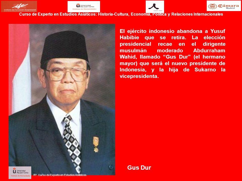 Curso de Experto en Estudios Asiáticos: Historia-Cultura, Economía, Política y Relaciones Internacionales El ejército indonesio abandona a Yusuf Habib