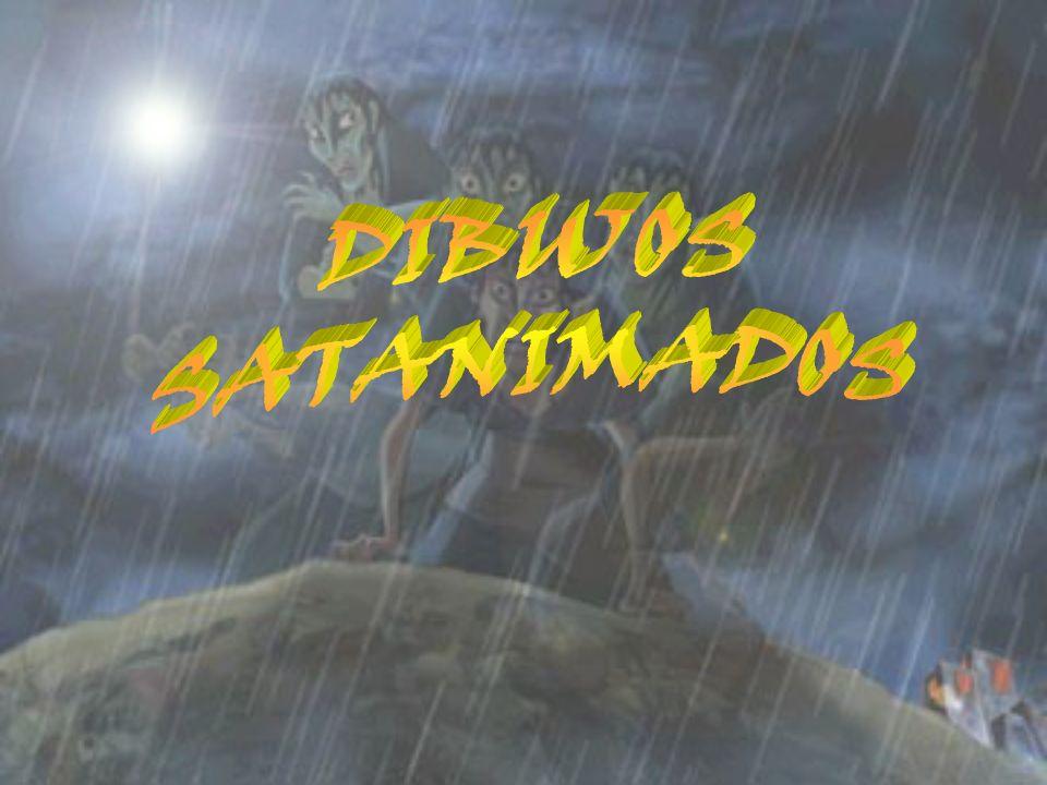 Este personaje también lleva un símbolo satánico.Y lo lleva en su ESCUDO MÁGICO.