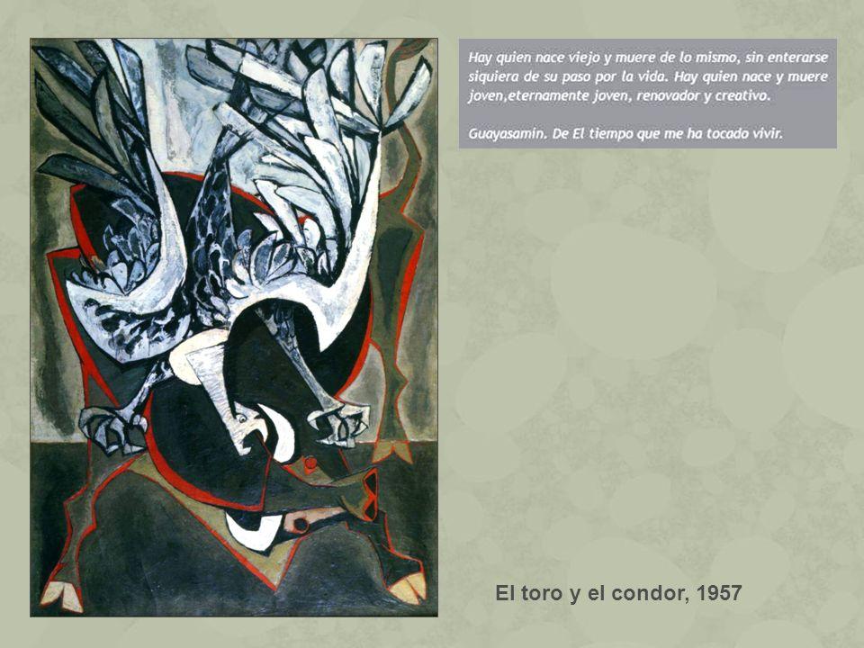 Huacayñan: Es la primera gran serie pictórica o etapa.
