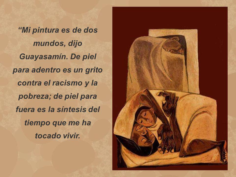 Oswaldo Guayasamín nació el 6 de julio de 1919.