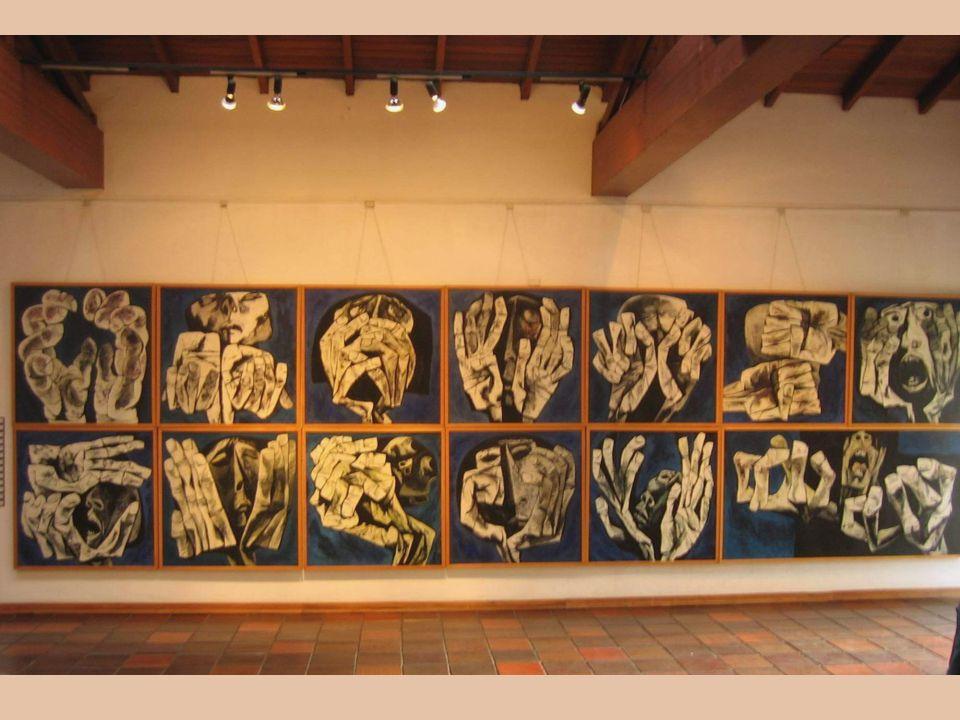 La edad de la ira.Las manos. 1963-1965 Las manos del miedo.