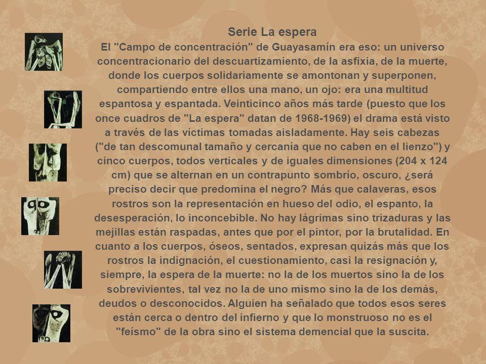 La espera (Waiting), 1968–69