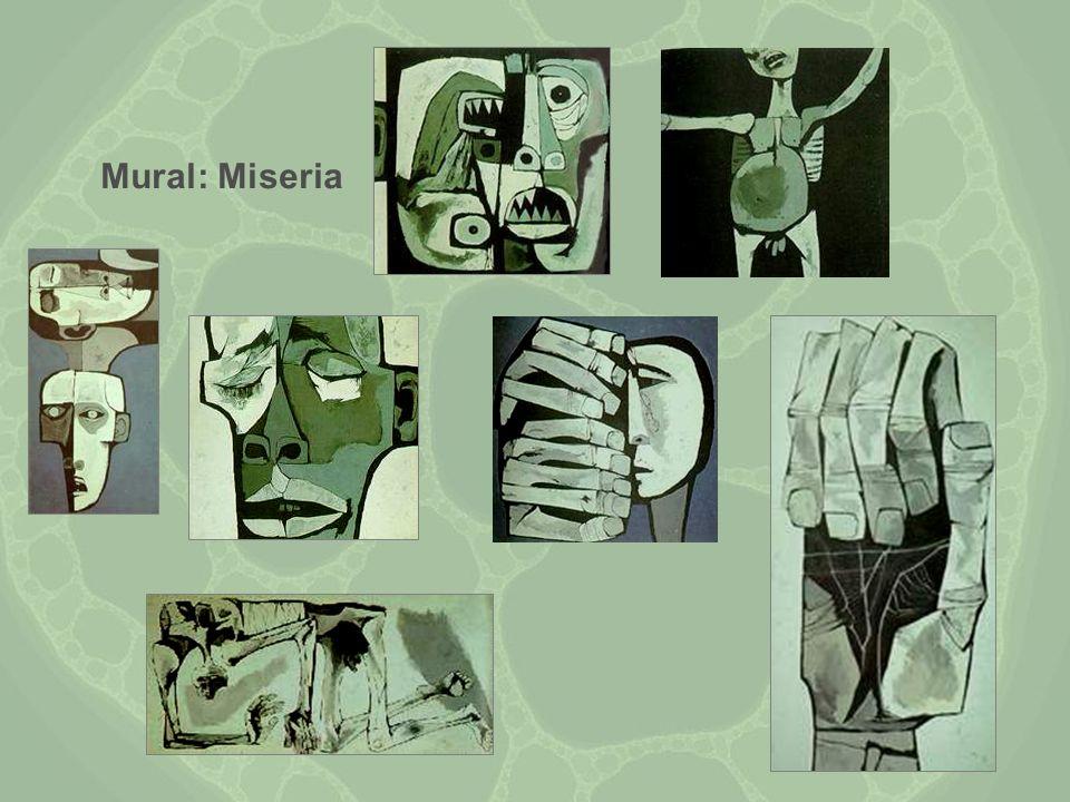 Mural: Miseria