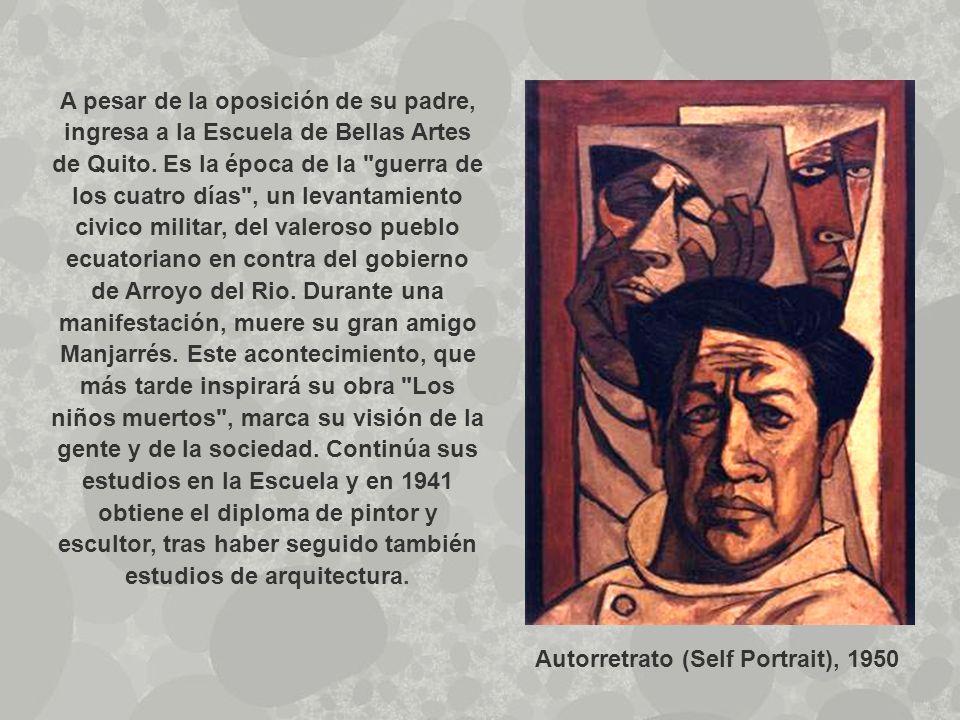 Los Niños Muertos (The Dead Children) 1941.