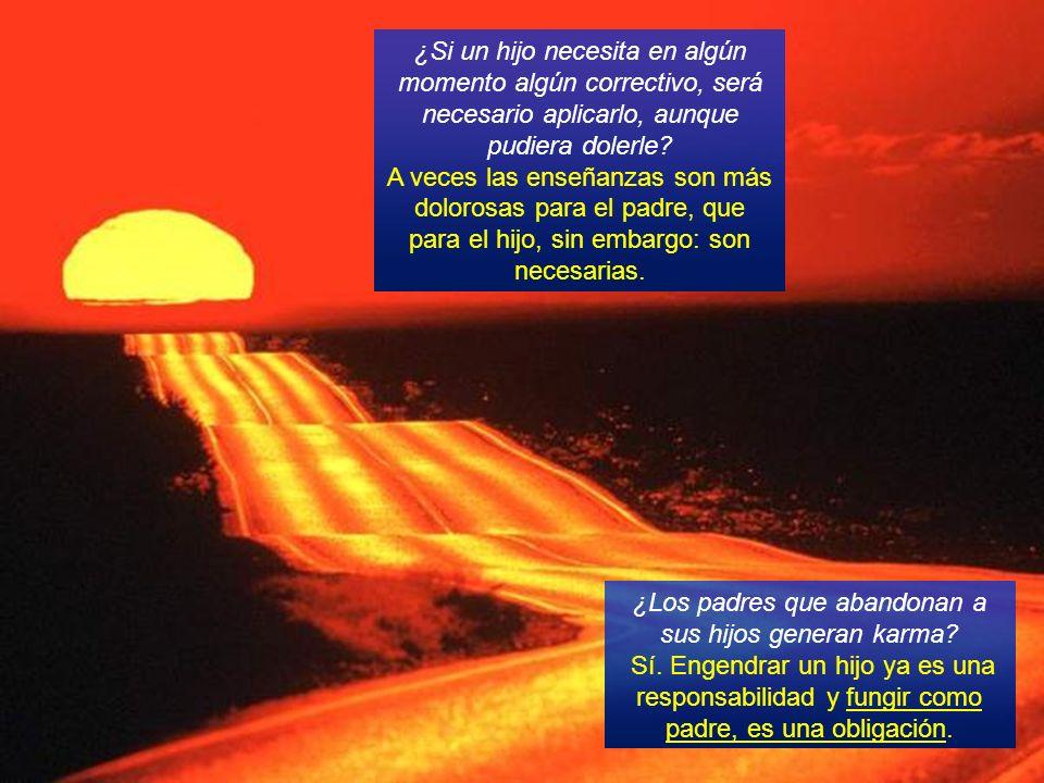 ¿Cómo es un buen Padre? Un Padre enseña, no castiga. Ama y jamás abandona, no necesita perdonar, porque no juzga, y sobre todo guía por el camino para