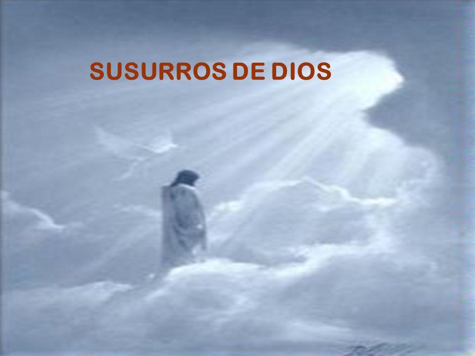 SUSURROS DE DIOS