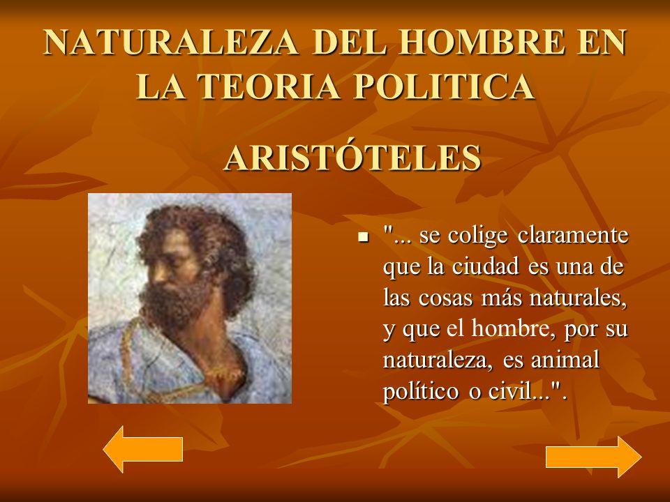 PLATÓN El hombre político se hace mediante el conocimiento de la disciplina respectiva El hombre político se hace mediante el conocimiento de la disci