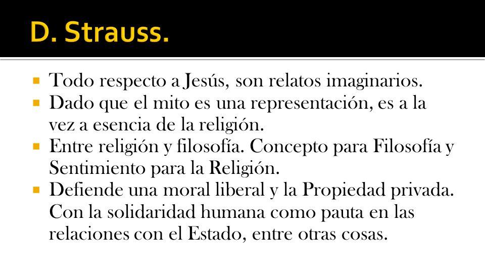 Invierte el principio idealista metafísico y teológico del Absoluto abstracto.