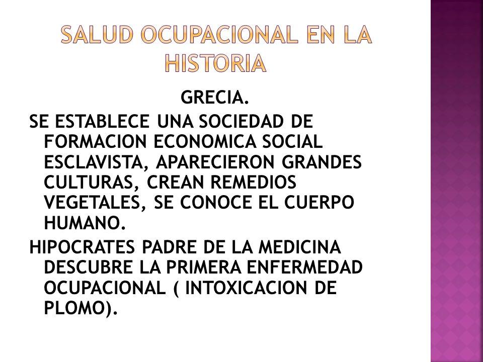 MESOPOTAMIA NACE EL CODIGO LEGAL CREADO POR REY HAMMURABI. UNIFICAN LEYES DE LOS PUEBLOS DE BABILONIA. LOS MEDICOS RECIBEN HONORARIOS. LOS RICOS PAGAN