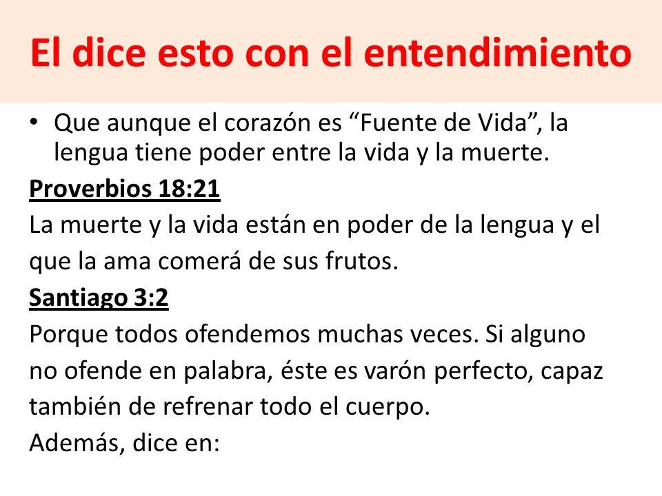 Santiago 3:6-8 6 Y la lengua es un fuego, un mundo de maldad.